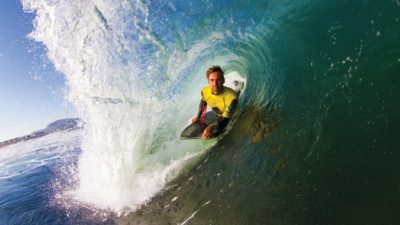 position bodyboard