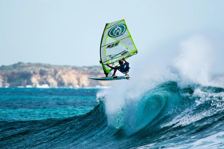 video windsurf