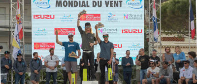 Adam Sims prend en charge le European Freestyle Pro Tour
