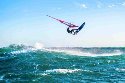 Construire la prochaine génération de voiles de windsurf