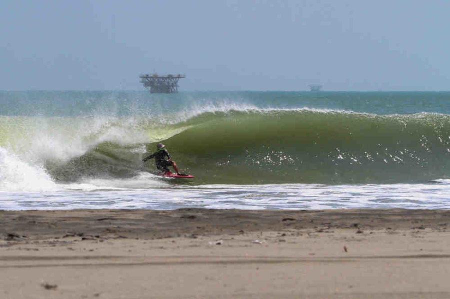 Lobitos, des vagues parfaites dans une ville fantôme péruvienne.